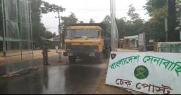 রোহিঙ্গা শিবির লকডাউনে কঠোর অবস্থানে সেনাবাহিনী