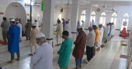 মুসল্লিদের সুবিধার্থে মসজিদে সর্বাধিক ঈদের জামাতের আয়োজন