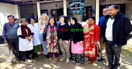 কাউখালীতে স্বাস্থ্য কমপ্লেক্স পরিদর্শন করলো UNFPA এর প্রতিনিধি দল