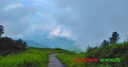 থানচি থেকে আলীকদম, ভায়া ডিম পাহাড়