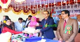 রানী দয়াময়ী উচ্চ বিদ্যালয়ের বার্ষিক পুরস্কার বিতরণী অনুষ্ঠান