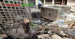 রাজস্থলী বাজারে ময়লা আবর্জনার ভাগাড়, চরম জনদূর্ভোগে