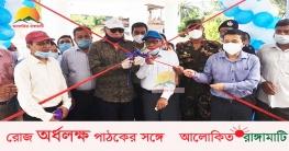 বর্তমান সরকার উন্নয়নমূলক কাজ করে যাচ্ছে : দীপংকর তালুকদার এমপি