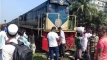 ইঞ্জিন লাইনচ্যুত, ঢাকা-উত্তরবঙ্গ রেল যোগাযোগ বন্ধ