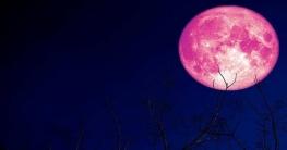 বৃহস্পতিবার দেখা যাবে 'স্ট্রবেরি মুন'