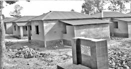 ফুলপুরে ঘর পাবে গৃহহীন ৯৭ পরিবার